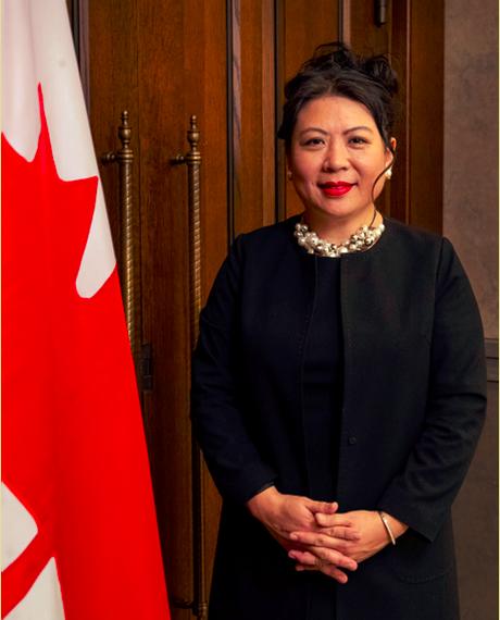Nelly Shin, MP